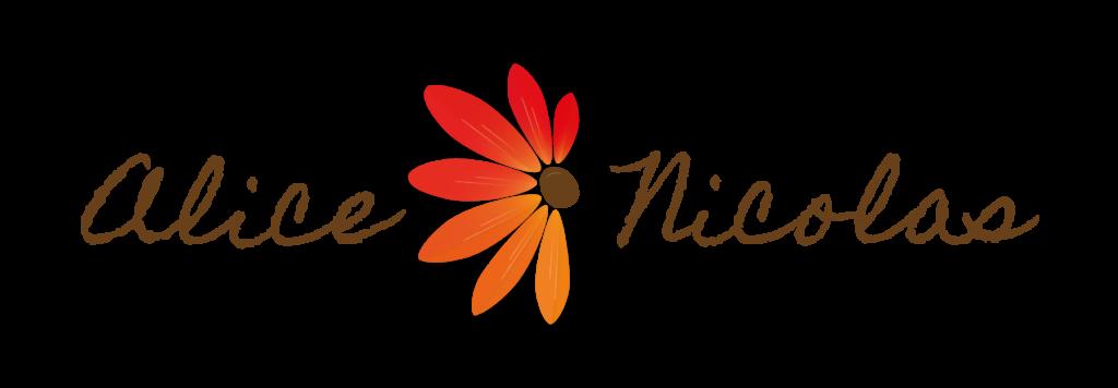 Alice Nicolas le Logo