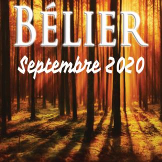 Bélier septembre 2020