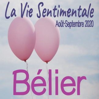 Bélier Vie Sentimentale Août Septembre 2020