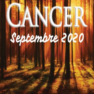 Cancer Septembre 2020