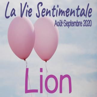 Lion Vie Sentimentale Août Septembre 2020