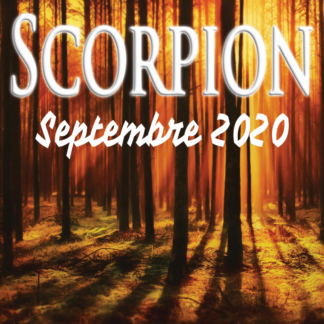 Scorpion septembre 2020