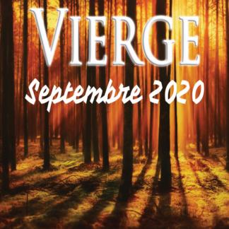 Vierge septembre 2020