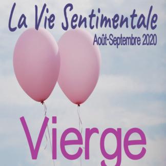Vierge Vie Sentimentale Août Septembre 2020
