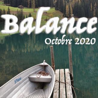 Vidéos octobre 2020 Balance