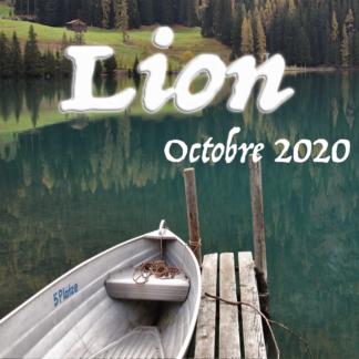 Vidéos octobre 2020 Lion