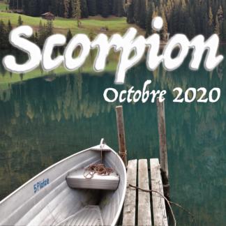 Vidéos octobre 2020 Scorpion