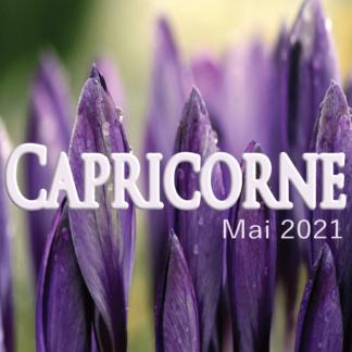 Capricorne mai 2021